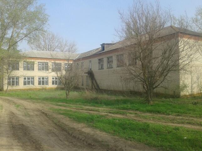 Продам здание 1735 м178 с землй 1.5Га