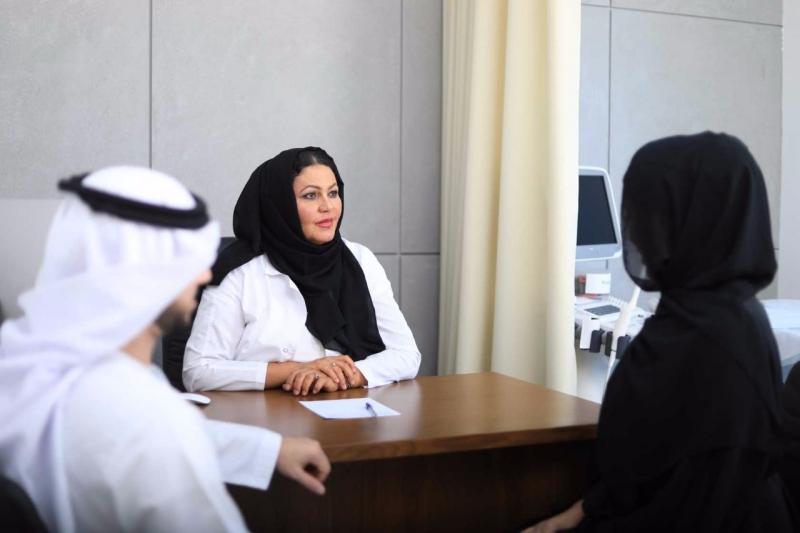 Центр репродуктологии и гинекологии д-ра Амаль Алиас A-IVF.AE