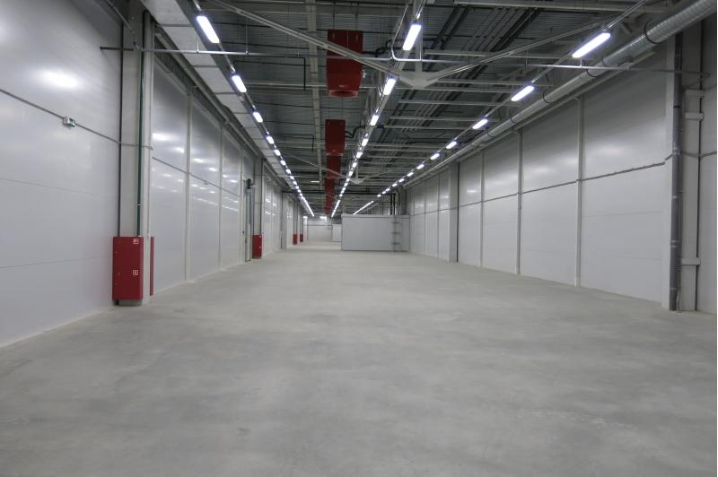 Аренда склада 250-500 м2 с холодильником 15