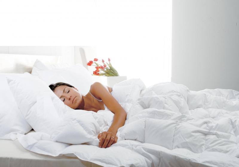 Элитные пуховые одеяла