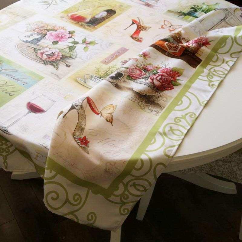 Домашний текстиль известных торговых марок